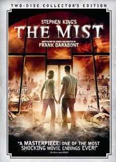Stephen Kings The Mist DVD, 2008, 2 Disc Set, Collectors Edition
