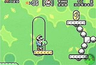 Super Mario Advance 2 Super Mario World Nintendo Game Boy Advance