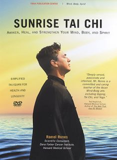 Sunrise Tai Chi DVD