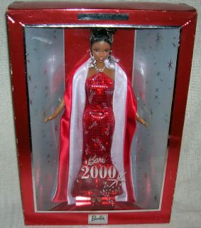 African American BARBIE 2000 Collector Doll