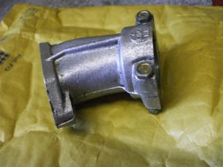 MZ TS 250/250/1 INLET MANIFOLD FOR CARB USED/USEABLE