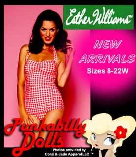 esther williams swimsuits