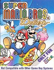 Super Mario Bros. Deluxe (Nintendo Game Boy Color, 1999) (1999)