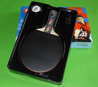 Ping Pong Table Tennis Racket Paddle Bat DHS 4002 NEW