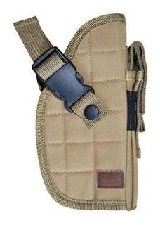 Handgun Belt Pistol Holster 9mm 380 40 45 Glock Ruger Beretta Taurus