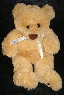 TEMPUR PEDIC BEAR Soft Memory Foam TEDDY BEAR DOLL Brown Bed Pillow