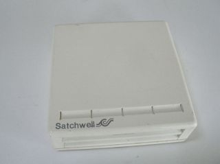 SATCHWELL DR 3253 TAMPER PROOF ROOM THERMOSTAT RECYCLE RECYCLED