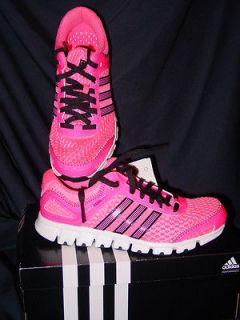 Adidas Womens ClimaCool Athletic Running Shoes Size 11 Clima Cool PINK