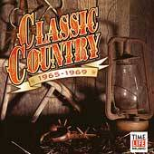 Classic Country 1965 1969 1 CD CD, Feb 2001, Time Life Music