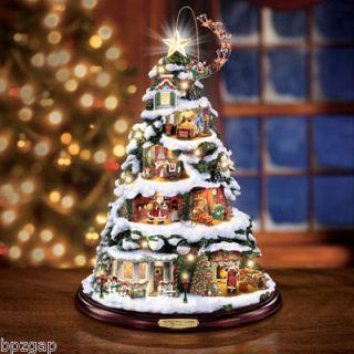 thomas kinkade christmas in Collectibles
