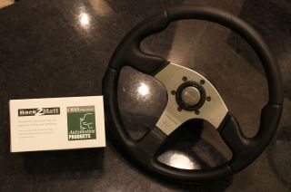 Matt Leather Steering Wheel & Gear Knob Repair Kit. Mercedes Bmw