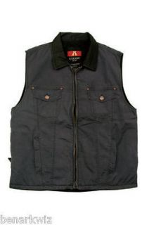 Kakadu Kelly Vest concealed carry Black mens womens left or right hand