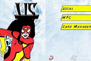 Marvel Trading Card Game Nintendo DS, 2007