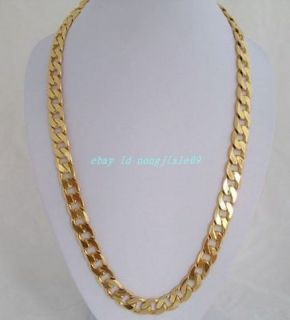men solid gold chain in Mens Jewelry