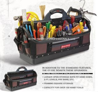 Veto Pro Pac OT XXL OPEN TOP Tool Bag NEWEST VERSION