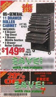 rolling tool boxes in Home & Garden