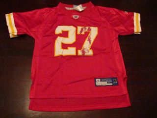 Larry Johnson Kansas City Chiefs Cool Jersey Young Kids Sz L (7