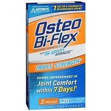Osteo Bi Flex Triple Strength with 5 Loxin Advanced 120 Coated