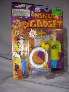 inspector gadget toy in Action Figures