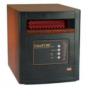 NEW Infrared Quartz Space Heater 5 Yr Warranty Authorized Dealer
