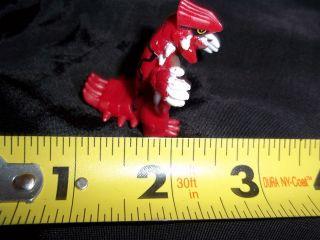 Groudon # 383 Pokemon Action Figures Figurines Toys Dolls 3rd Series