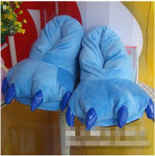 Lilo and Stitch Stitch Cosplay Adult Plush Rave Cute Shoes Slippers 11