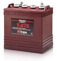 trojan golf cart batteries in Sporting Goods