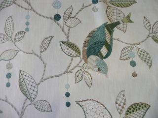 bird upholstery fabric in Fabric