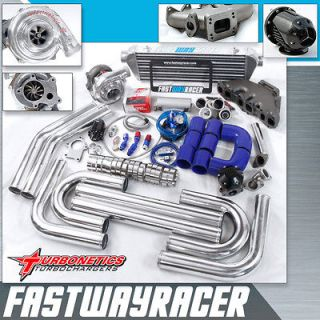 Jetta Golf Passat Corrado VR6 2.8L 12V T3 T3/T4 Turbo Kit W