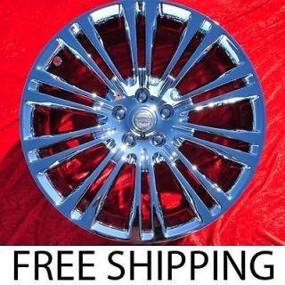 Set of 4 New 20 Chrysler 300 Factory OEM Chrome Wheels Rims EXCHANGE