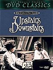 Upstairs Downstairs   The Complete First Season DVD, 2001, 4 Disc Set