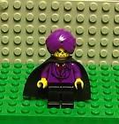LEGO MINI FIGURE  MINI FIG  HARRY POTTER  PROFESSOR QUIRRELL  2001