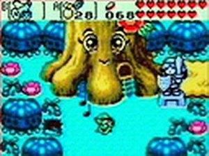 The Legend of Zelda Oracle of Ages Nintendo Game Boy Color, 2001