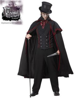 London Jack the Ripper Adult Mens Halloween Costume Fancy Dress 01132