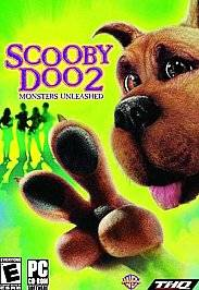 Scooby Doo 2 Monsters Unleashed PC, 2004