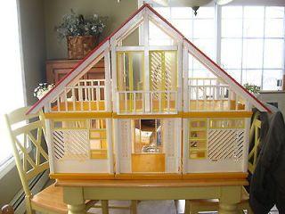 vintage barbie doll house in Dolls