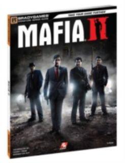 Mafia Vol. 2 by Brady Games Staff 2010, Paperback, Guide Instructors