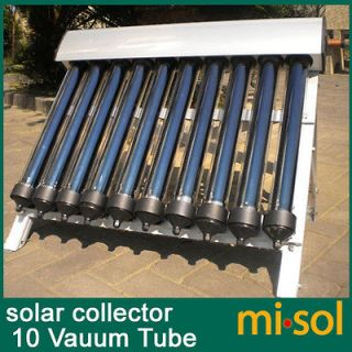 Tubes, Solar Collector of Solar Hot Water Heater, Vacuum Tube