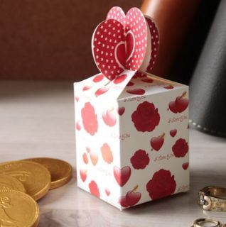 Jewelry Ring Watch Necklace Small Paper Gift Box Case Boxes Bags Lots