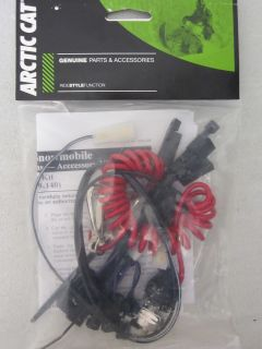 Arctic Cat OEM Ignition Safety Kill Switch & Tether Kit