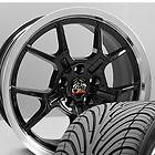 FORD 05 10 MUSTANG GT 18 OEM ALLOY WHEELS TIRES