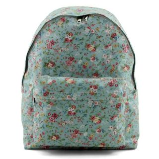 Womens Cute Small Flower Floral Backpack Girls School Bags Backpacks
