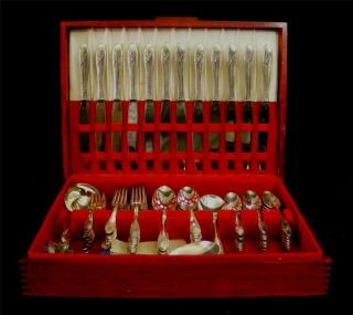 Antique Silver wm rogers silverware in Oneida/Wm. A. Rogers