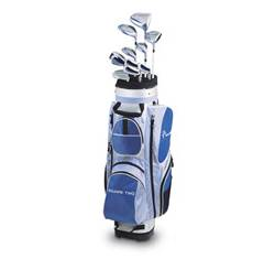Adams Womens Square Two Finesse Full Set Golf Club