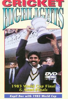 Highlights From 1983 World Cup DVD, 2008