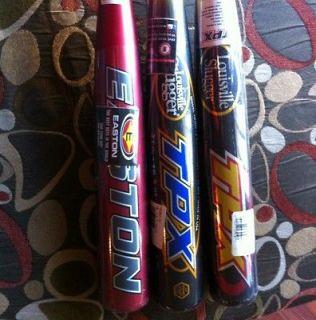 NEW Youth Baseball BatsEaston Worth TPS Demarini CF4 Synergy