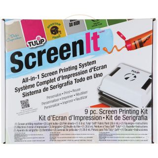 Screen It Personal Screen Printing Machine   Screen Printing System