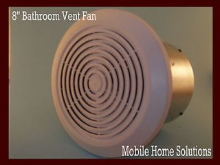 mobile home vent fan ventline bathroom exhaust fan w out light free