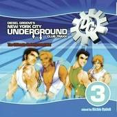 New York Underground Club Traxx, Vol. 3 by Richie Rydell CD, May 2005