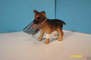 Safari LTD Best In Show Dogs German Shepherd Puppy New